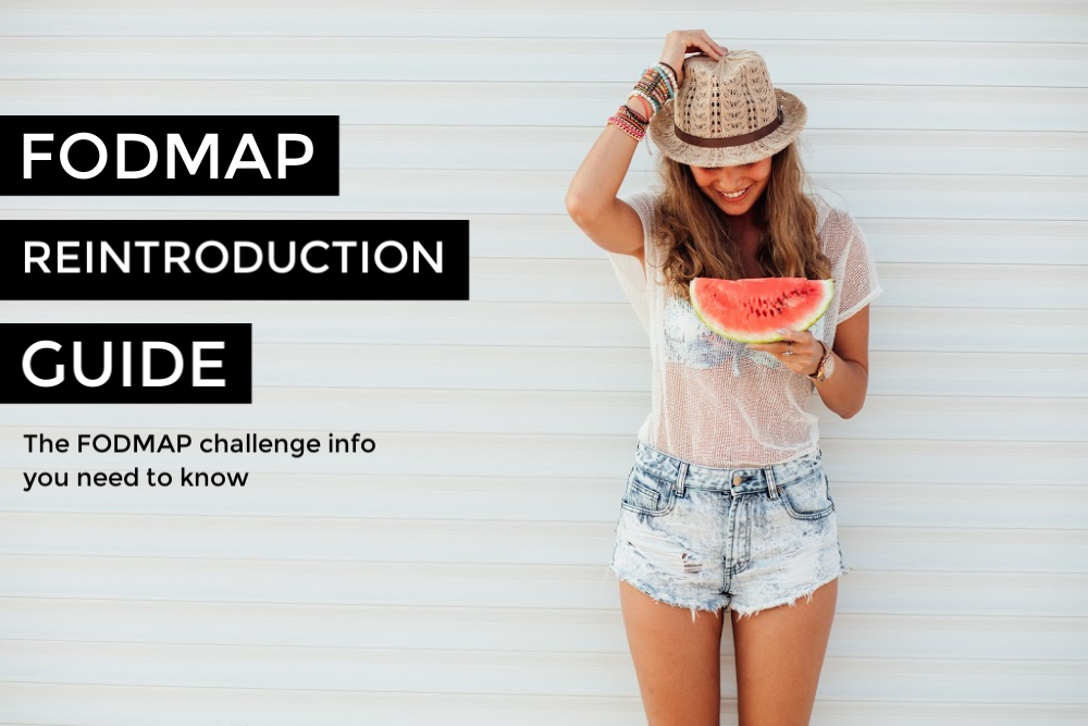 FODMAP Reintroduction Guide