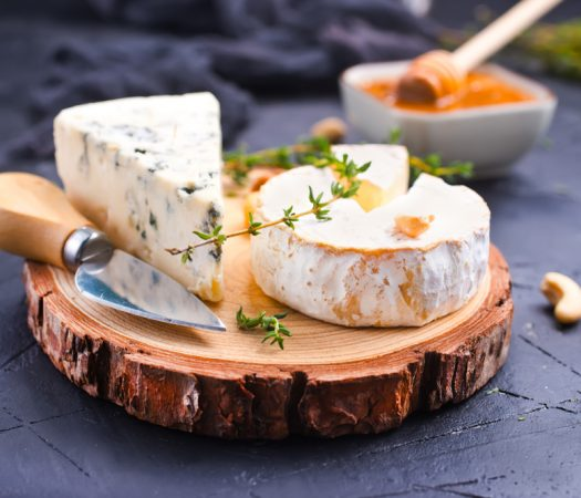 Low FODMAP Cheese