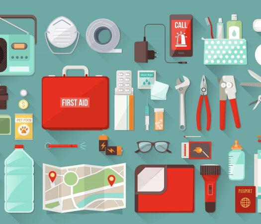 Low FODMAP Emergency Kit