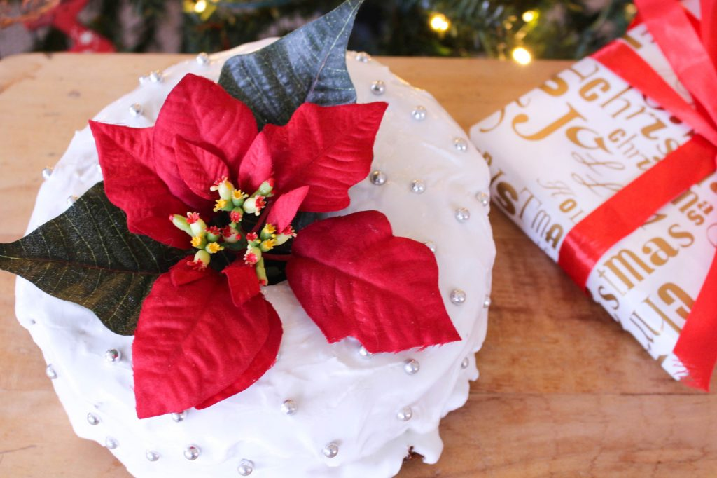 Spiced Christmas Carrot Cake (Low FODMAP)