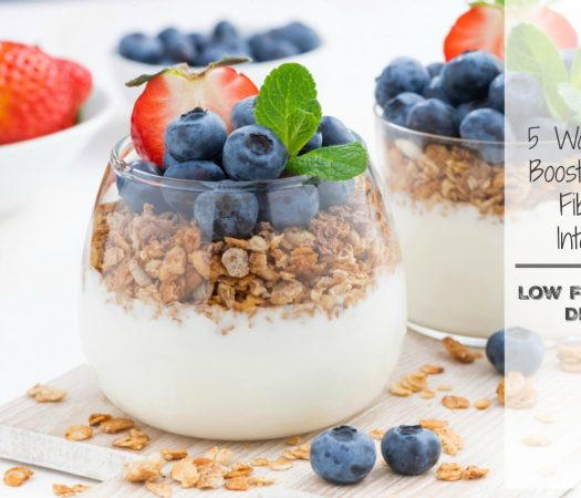 5 Low FODMAP Ways To Boost Your Fibre Intake