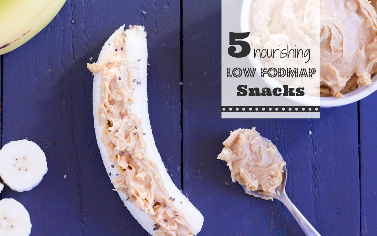 5 Nourishing Low FODMAP Snacks To Take To Work