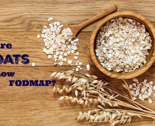 Let's Talk About Oats & The Low FODMAP Diet