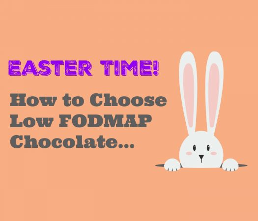 What Chocolate is Low FODMAP?