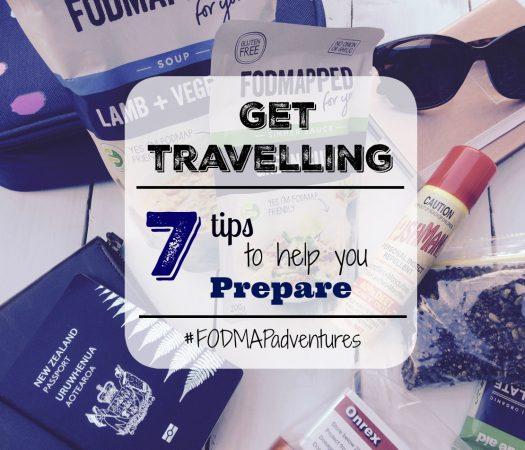 Buckle Up & Get Travelling: Don't Let Food Intolerances Hold You Back