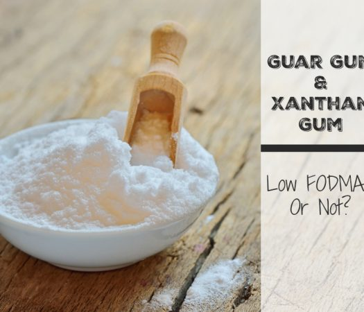Guar Gum And Xanthan Gum – Low FODMAP or Not?