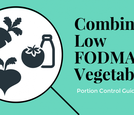How to Combine Low FODMAP Vegetables (Infographic)