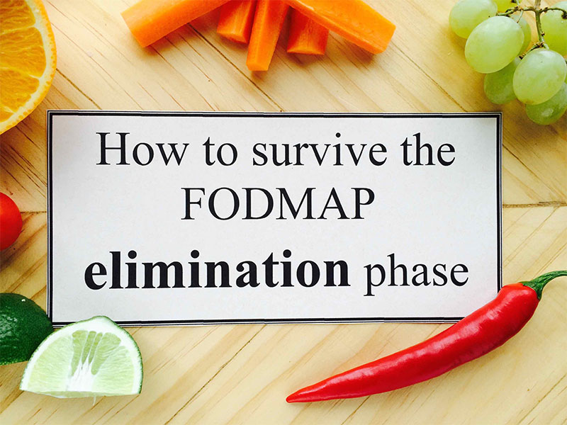 Low FODMAP Elimination Phase