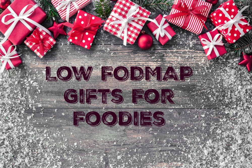 low fodmap gifts for foodies a little bit yummy. Black Bedroom Furniture Sets. Home Design Ideas