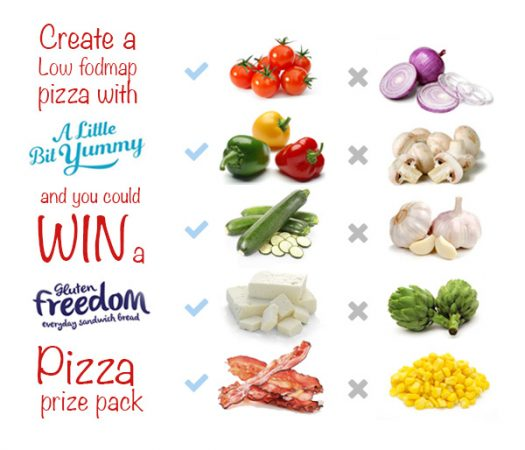 Gluten Freedom Pizza Competition