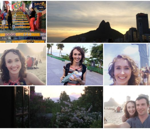 FODMAP Traveller In Rio de Janeiro Brazil