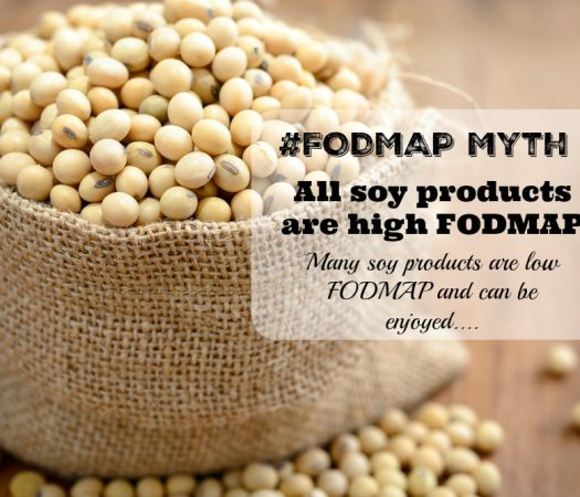 Confused About Soy & the Low FODMAP Diet?
