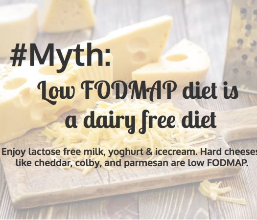 Let's Talk About Dairy & The Low FODMAP Diet