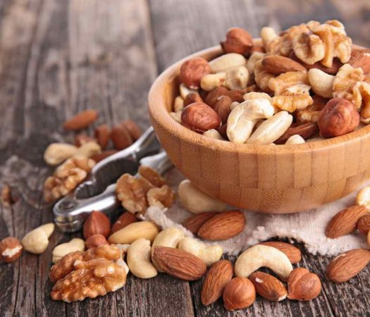 What Nuts are Low FODMAP?