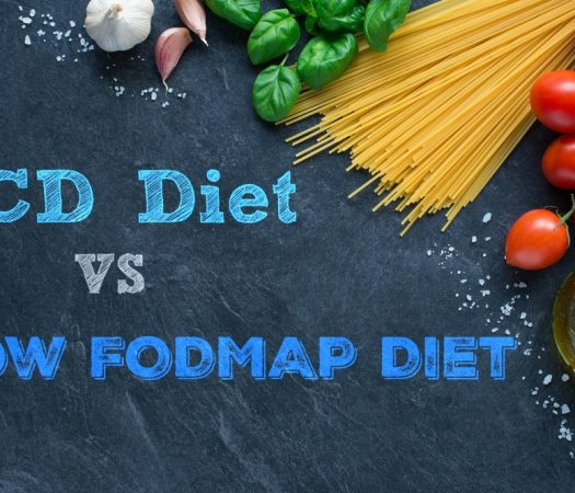 Low FODMAP diet vs Specific Carbohydrate Diet
