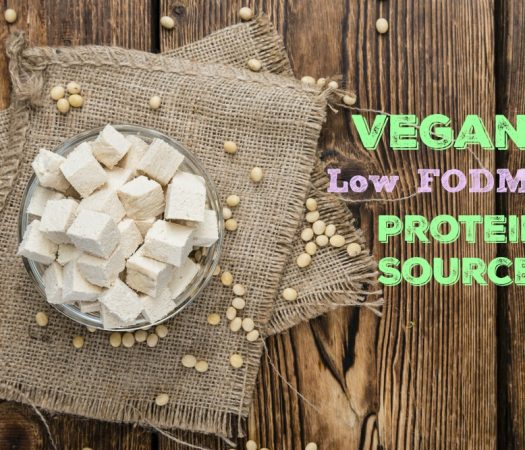 Low FODMAP Vegan Protein Sources
