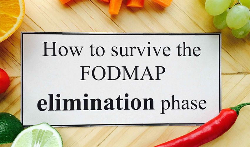 How to survive the low FODMAP diet elimination phase