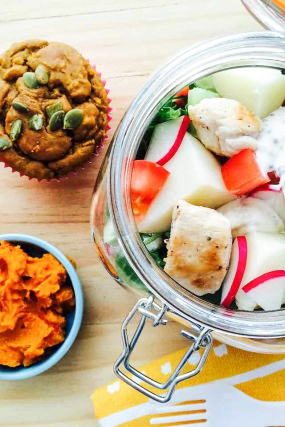 Low FODMAP Lunchbox