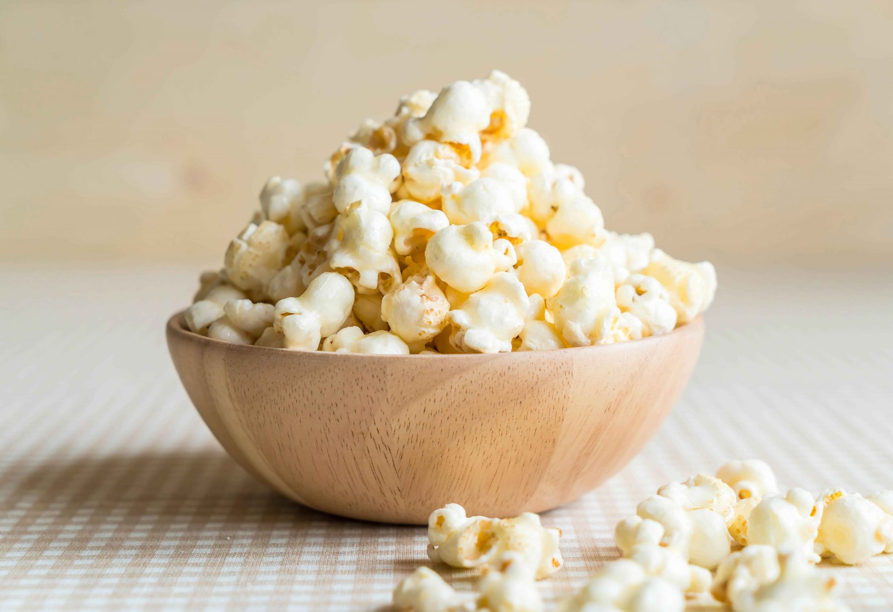 Low FODMAP Popcorn by Freepik