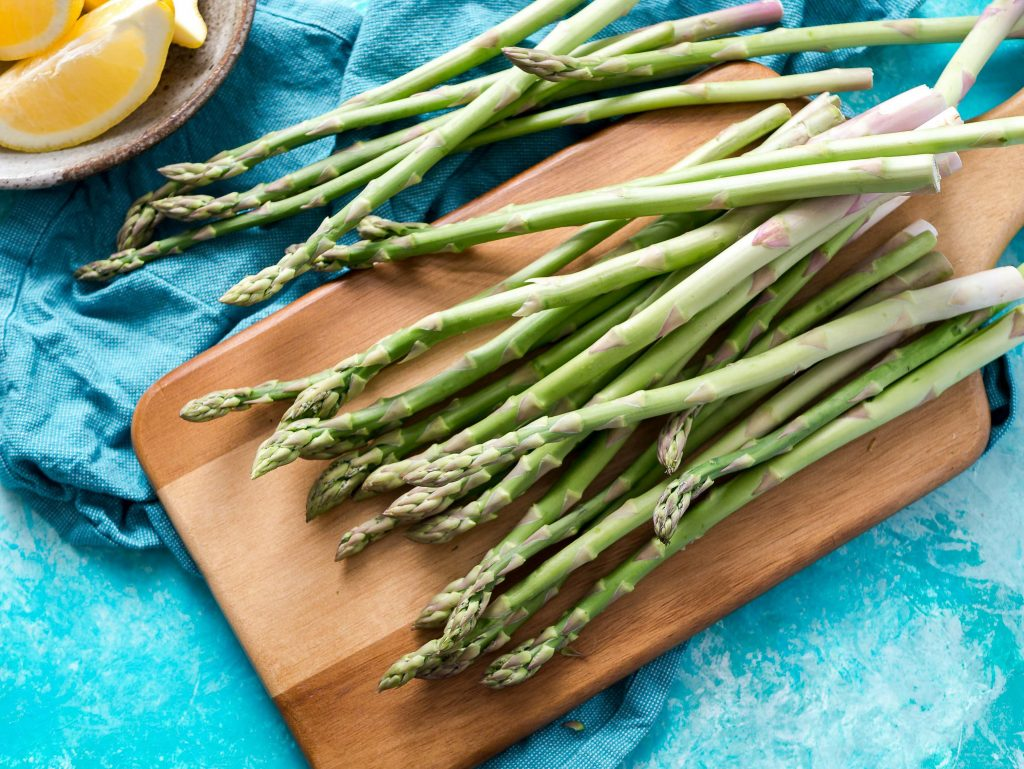Asparagus High Fructose Food