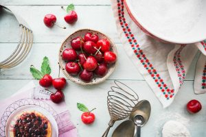 Cherries, Fructose and the low FODMAP diet