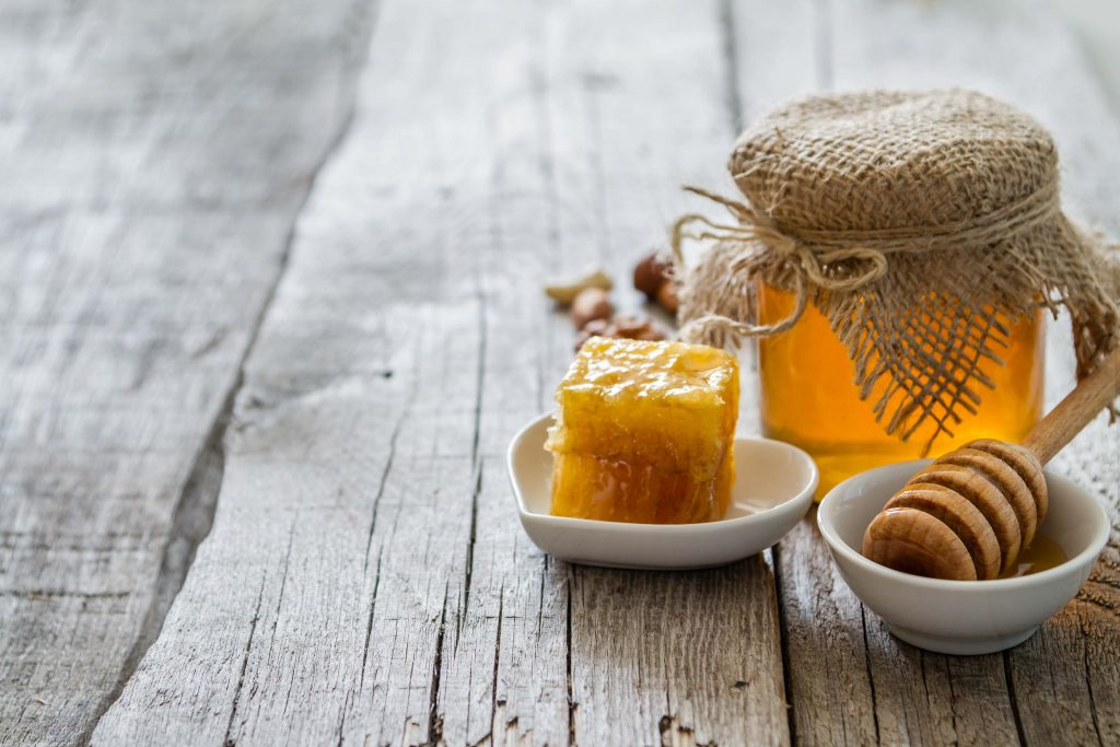 Honey is a high FODMAP food