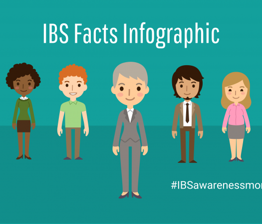 IBS Facts Infographic Feature Image
