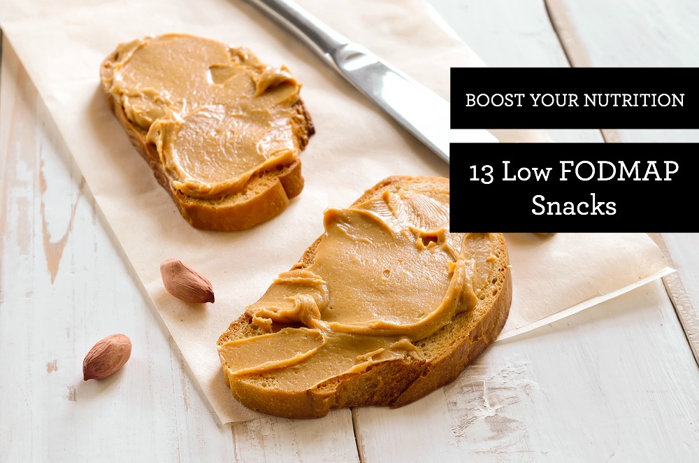 13 Low FODMAP Snacks That Boost Your Nutrition