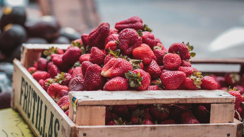 Low FODMAP Strawberries 2