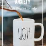 4 Types of IBS Anxiety & Strategies to Help (Pinterest)