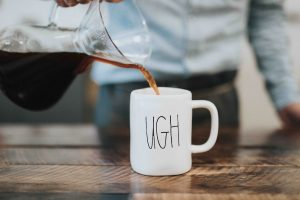 Coffee in a Mug - 4 types IBS anxiety and stratgies to help