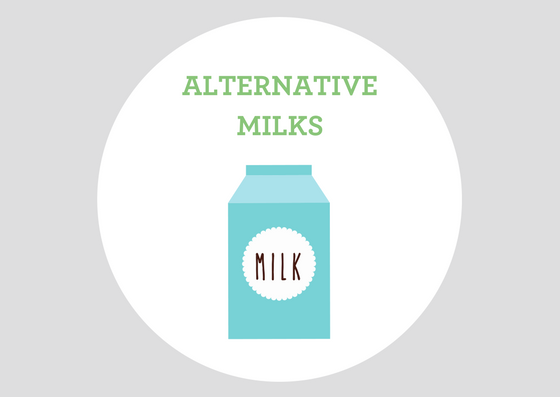 Low FODMAP Alternative Milks