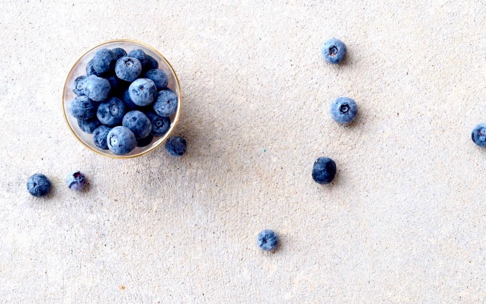 Low FODMAP Blueberries