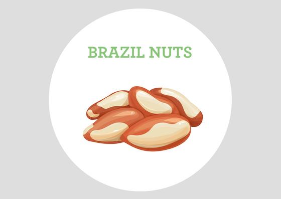 Low FODMAP Brazil Nuts