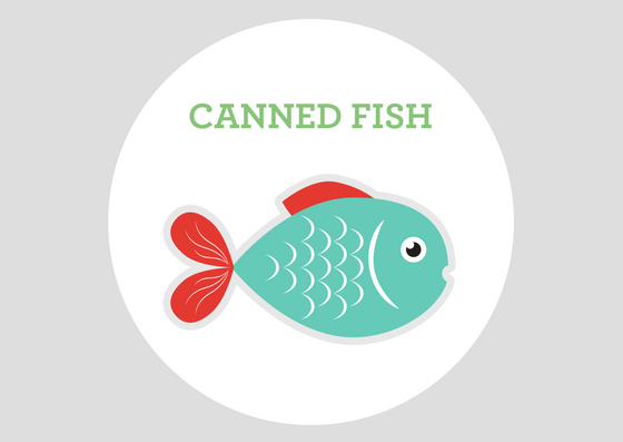Low FODMAP Canned Fish