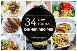 34 Low FODMAP Dinner Recipes