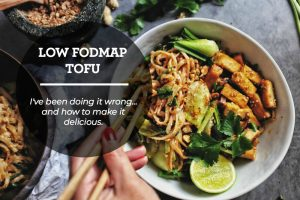 Low FODMAP Tofu Blog