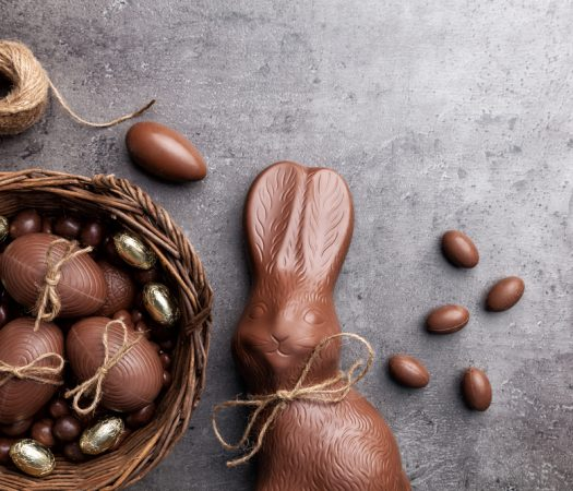 Low FODMAP Easter Chocolate
