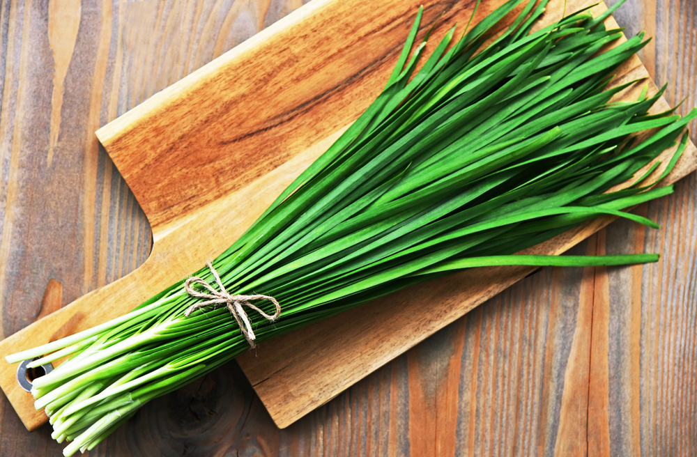 Low FODMAP Garlic Chives