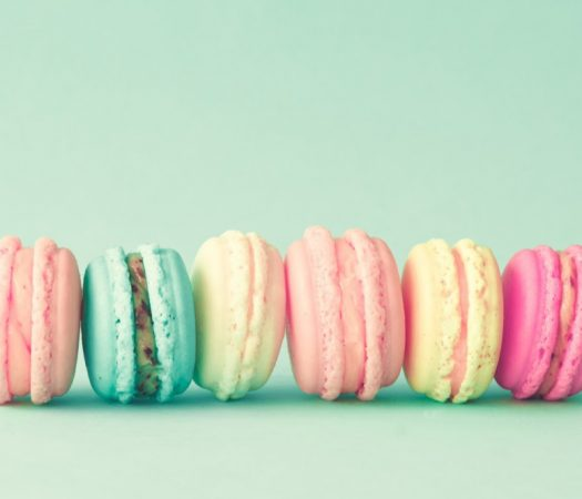 Elimination diet stacking macaroons