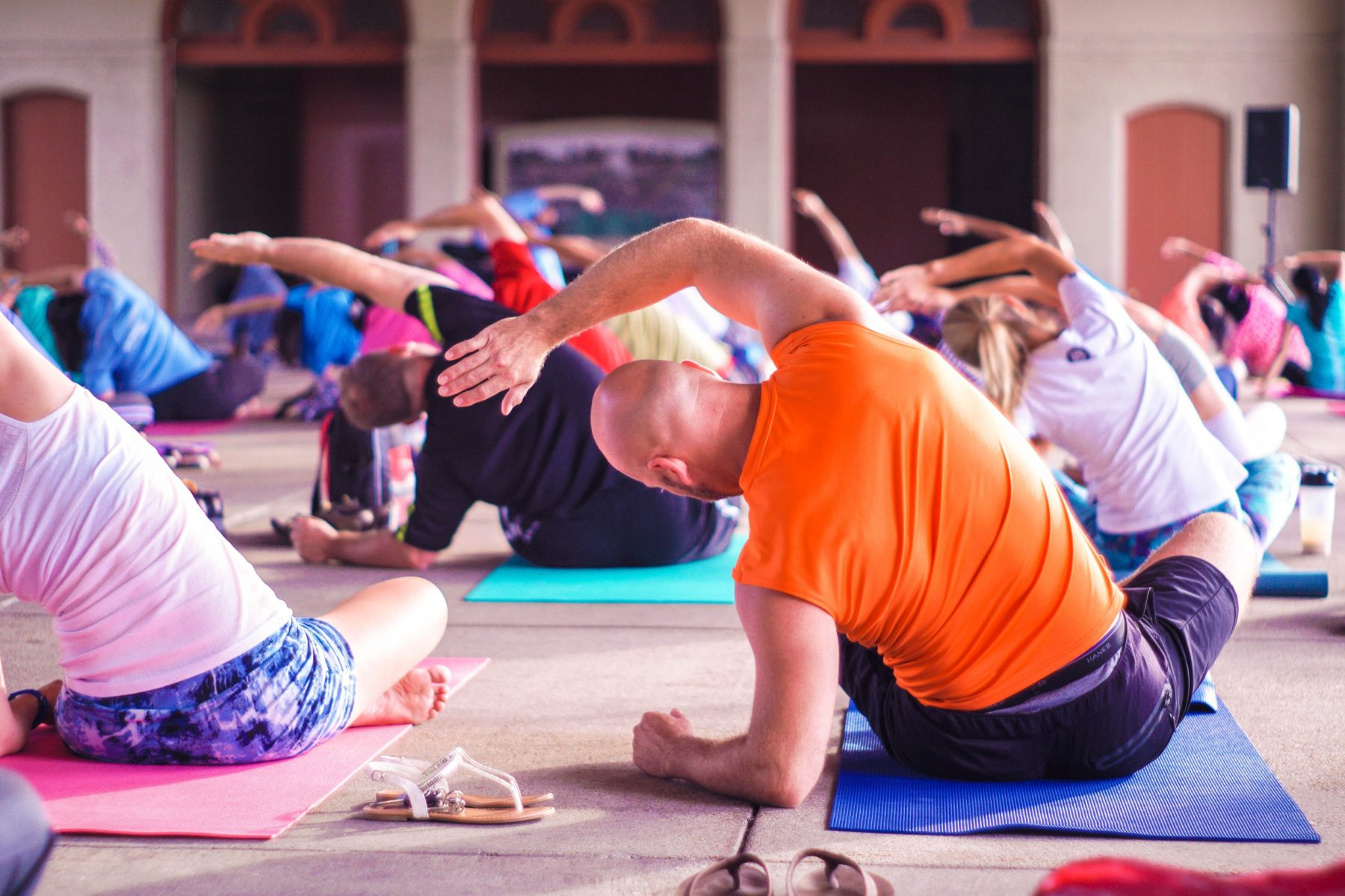 Could Yoga Help Your IBS Symptoms - A Little Bit Yummy