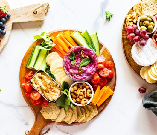 Low FODMAP Sharing Platters