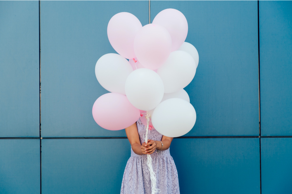 What Causes Bloating - Photo of Balloons
