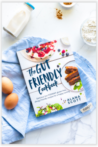 The Gut Friendly Cookbook Ad