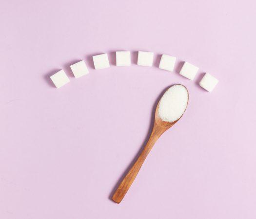 Sugar cubes - is low FODMAP diet a sugar free diet?